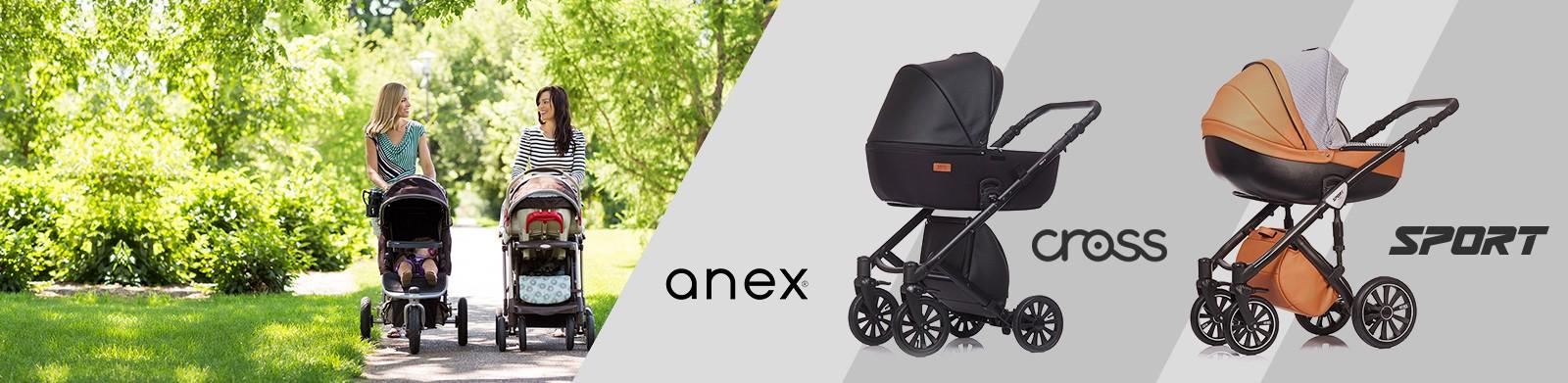 Anex - Sport i Cross
