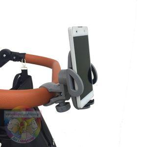 Uchwyt na telefon do wózka lub roweru